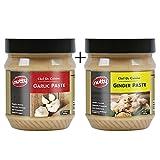#5: Pack of 2 - Nutty Ginger + Garlic Paste 300gm - PET Jar