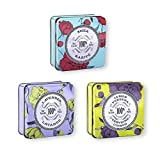 Best 100% Pure French Butters - La Chatelaine Organic Shea Butter Soaps, Elegant Tin Review