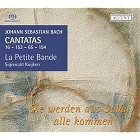 Cantate pour le premier dimanche apr�s l'Epiphanie : �Mein liebster Jesus ist verloren�, BWV 154: R�citatif (t�nor) �Dies ist die Stimme�