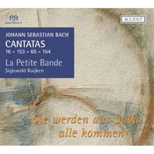 Cantate pour le premier dimanche après l'Epiphanie : «Mein liebster Jesus ist verloren», BWV 154: Arioso (basse) «Wisset ihr nicht, dass ich sein muss»