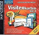 Ultraline. Visitenkarten 3. CD- ROM für Windows 95/98/2000 -
