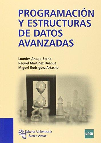 Programación y estructuras de datos avanzadas (Manuales)