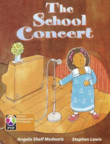 PYP L6 School Concert 6PK (Pearson Baccalaureate PrimaryYears Programme)