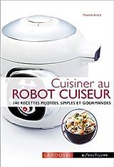 Cuisiner avec un robot cuiseur cookeo