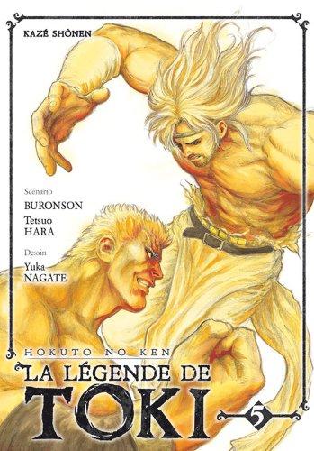 Hokuto no Ken - La légende de Toki Edition simple Tome 5