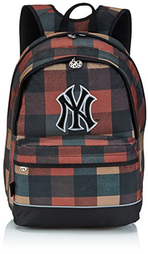 major-league-baseball-sac-a-dos-enfants-sac-a-dos-avec-2-compartiments-45-cm-marron