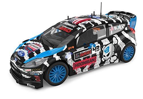 Scalextric Original Ford Fiesta RS WRC Block (Fábrica de Juguetes A10157S300)