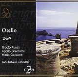 Verdi : Otello. Sabajno, Fusati, Granforte, Carbone