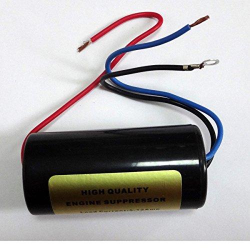 Car Suppressor Noise Audio (Yihaoel 10 Amp-Cb/Radio Geräuschfilter Unterdrücker Stereo Audio Nf - 102-teilig)