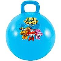 Super Wings ColorBaby 77016 Ballon Sauteur Diamètre 45cm