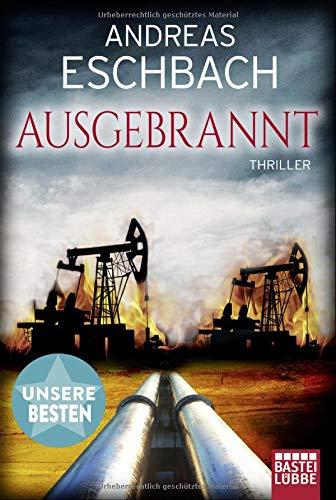 Ausgebrannt: Eschbach, Ausgebrannt. Thriller