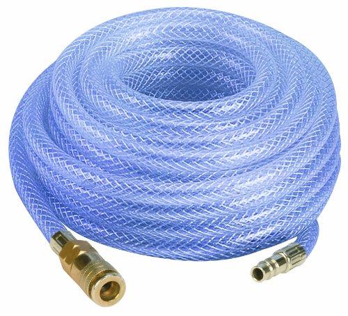 Preisvergleich Produktbild Einhell Gewebeschlauch passend für alle gängigen Kompressoren (Länge Schlauch 15 m, Innendurchmesser Schlauch 9 mm, Arbeitsdruck 10 bar)