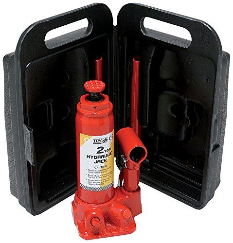 Hilka 82200120 Bottle Jack in Carrying Case Test