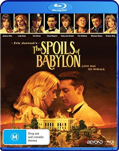 The Spoils of Babylon [Blu-ray]