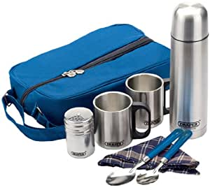 Draper 77569 500 ml Flask and Cup Set