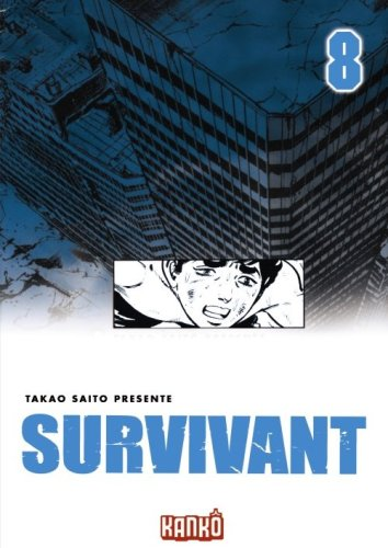 Survivants Edition simple Tome 8