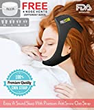 Anti Snoring Chin Strap | Best Snoring Relief and Anti Snore Devices |