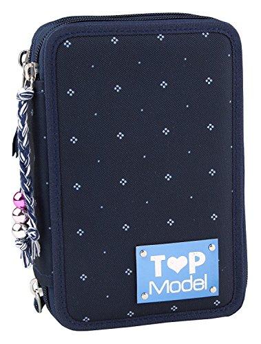 Preisvergleich Produktbild TOPModel 7994 - 3-Fach Federtasche, mehrfarbig