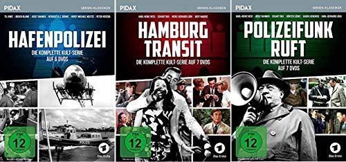 Hafenpolizei + Hamburg Transit + Polizeifunk ruft - Box Set