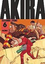Akira (noir et blanc) - Édition originale - Tome 06 de Katsuhiro Otomo
