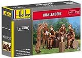 Heller - 81221 - Highlanders - 63 Pièces - Echelle ...