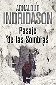 Pasaje de las sombras par Arnaldur Indridason