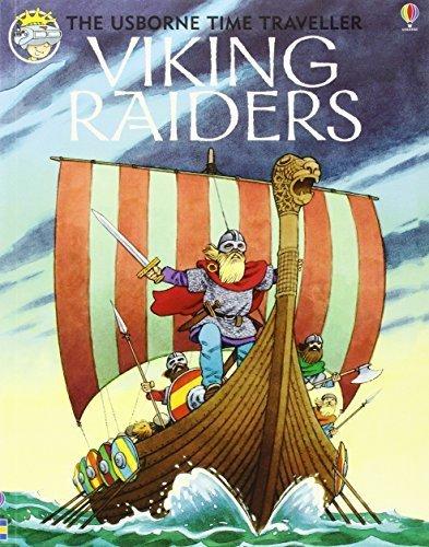 Viking Raiders (Usborne Time Traveler) by Civardi, Anne, Graham-Campbell, J., Wingate, Philippa (1998) Paperback