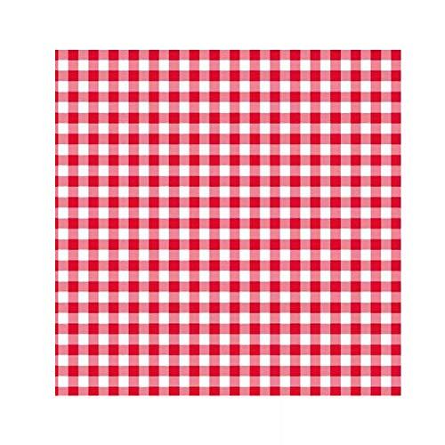Deanyi Checkered Flag Tischdecke Party Bevorzugungs Karierte Tischdecke Einweg Checkered Racing Tischdecke Rot Home Zubehör