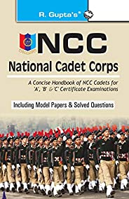 NCC: Handbook of NCC Cadets for 'A', 'B' and 'C'