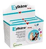 Zylkene Nahrungsergänzungsmittel Stress für Hunde und Katzen 75mg Box 100Kapseln
