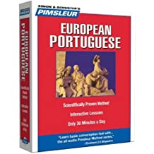 Portuguese (European), Compact: Learn to Speak and Understand European Portuguese with Pimsleur Language Programs 2nd (second) , 10 Less by Pimsleur (2006) Audio CD