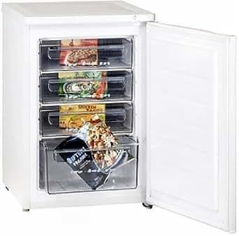 exquisit gs80a gefrierschrank a kwh 80 l gefrierteil wei elektro. Black Bedroom Furniture Sets. Home Design Ideas