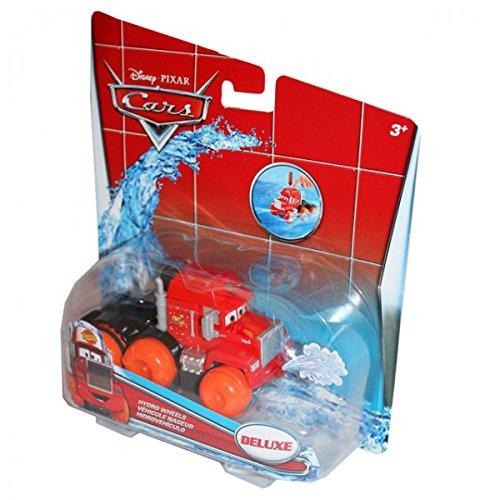 Mattel BGF06 sortiert Disney Cars Deluxe Hydro Fahrzeuge Wasser Spielzeug Kinder, Modell / Charakter:Truck (Cars Disney Spielzeug Wasser)