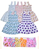 Sathiyas Infant Wear Floral Printed Gown...