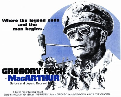 MacArthur Plakat Movie Poster (11 x 14 Inches - 28cm x 36cm) (1977)