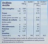 Alminatur Papilla  de multicerealesa partir de los 6 meses Paquete de 5 x 250 g - Total: 1.25 kg