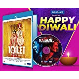 Toilet - Ek Prem Katha + Raman Raghav 2.0 - 2 Hindi Movies