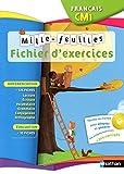 Français CM1 Mille-feuilles : Ficher d'exercices (1CD audio)
