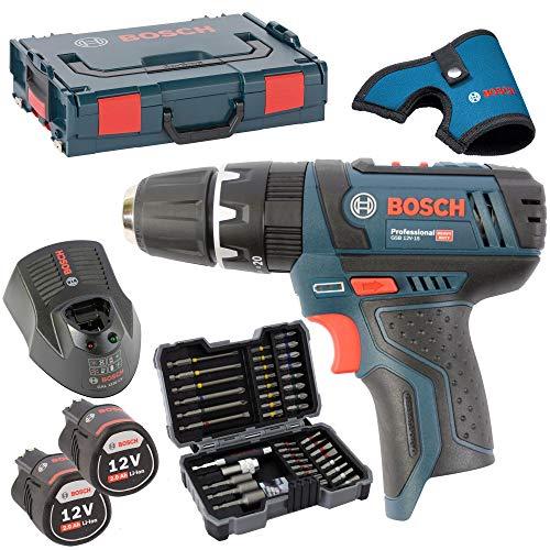 Bosch GSB 10,8-2-Li (10,8 V / 2,0 Ah / 49-teilig)