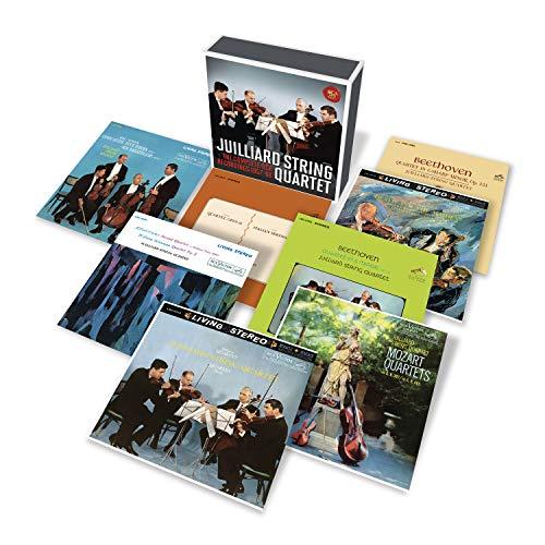 Juilliard String Quartet - The Complete RCA Record Juilliard-set