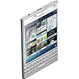 BlackBerry Passport Smartphone (11,4 cm (4,5 Zoll) Display, Nano-SIM, QWERTZ, 32GB interner Speicher, 13 Megapixel Kamera, Blackberry OS 10.3) weiß