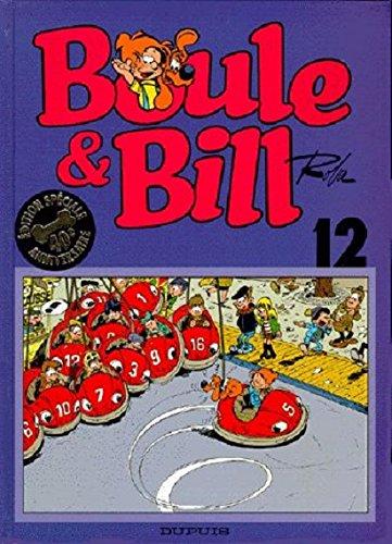 BOULE & BILL TOME 12. Edition spéciale 40ème anniversaire
