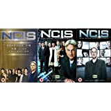NCIS (Naval Criminal Investigative Service) Complete TV Series DVD [60 Discs] Box Set Collection: Season 1, 2, 3, 4, 5, 6, 7, 8, 9 and 10 and Extras by Mark Harmon