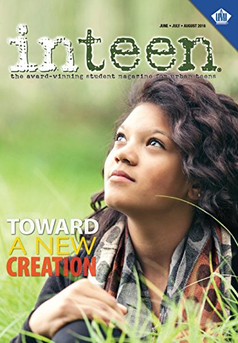 inteen-student-summer-2016-toward-a-new-creation-english-edition