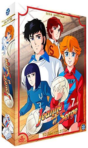 Jeanne et Serge - Intégrale - Edition Collector (9 DVD + Livret)