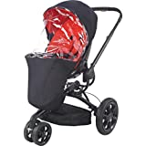 Quinny Moodd Stroller Weathershield, Clear (Discontinued by Manufacturer) by Quinny