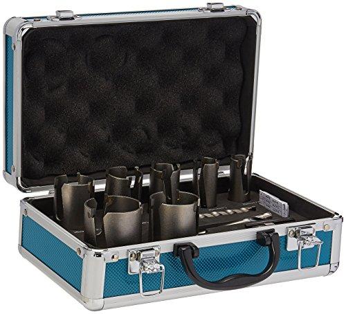 Makita D-51281 Lochsägen-Set, 1 W, 1 V, blau
