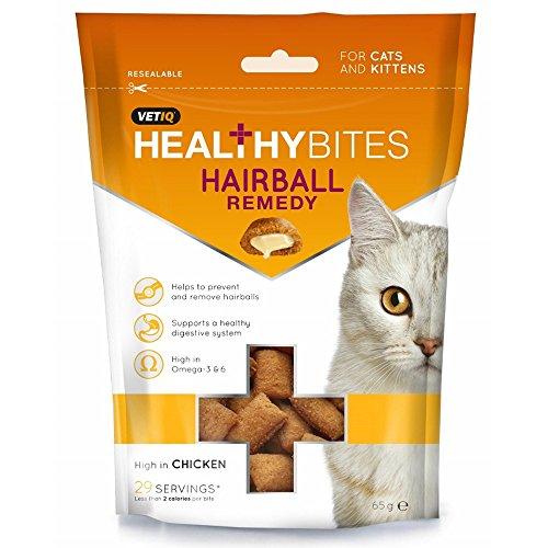 VETIQ Hairball Remedy katzensnacks (65 g) (Mehrfarbig)