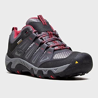 KEEN Women's Oakridge Wp Low Rise Hiking Shoes 12