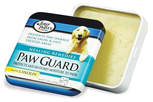 Artikelbild: Four Paws Vier Pfoten Hund Pfotenschutz, Schnapsglas